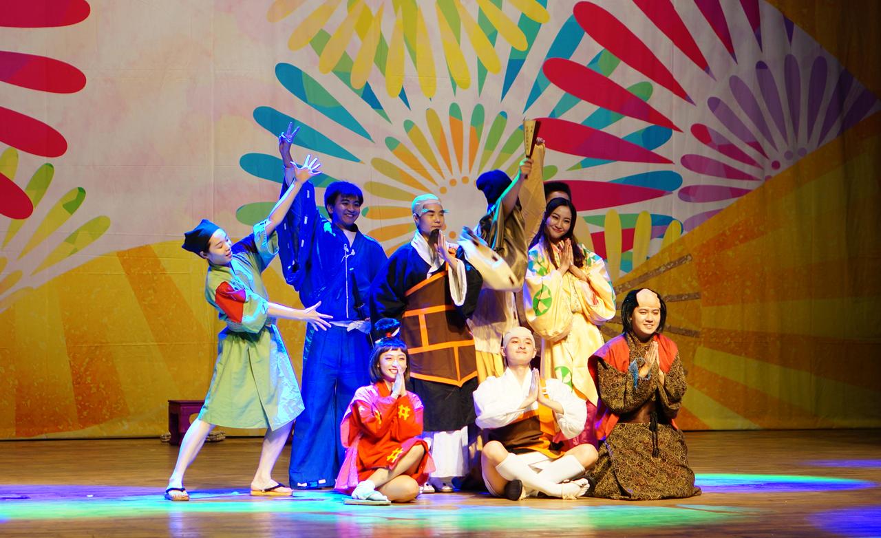 日本东映动画原版引进  国内首部益智型儿童舞台剧